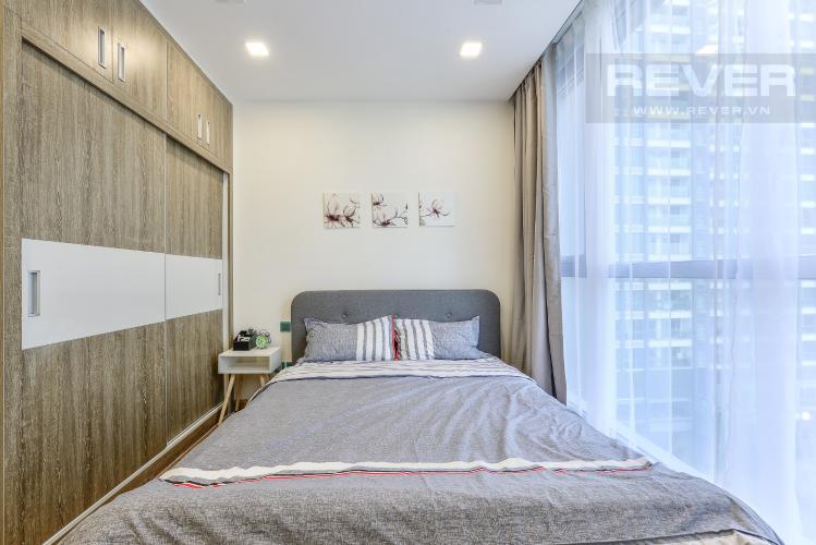Phòng ngủ 1 Căn hộ Vinhomes Central Park 2 phòng ngủ tầng thấp Park 4