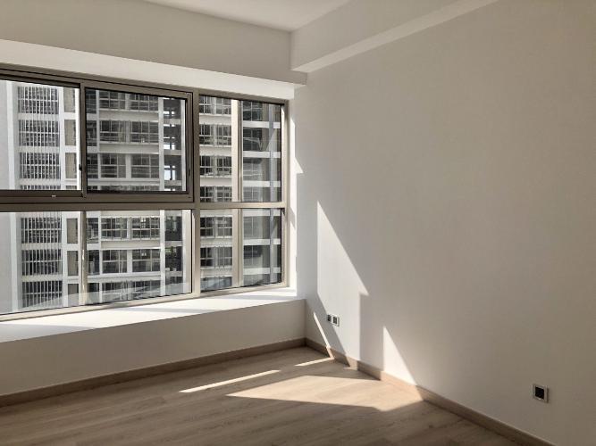 Phòng ngủ  Căn hộ Phú Mỹ Hưng Midtown, Quận 7 Căn hộ Phú Mỹ Hưng Midtown nội thất cơ bản, view nội khu.