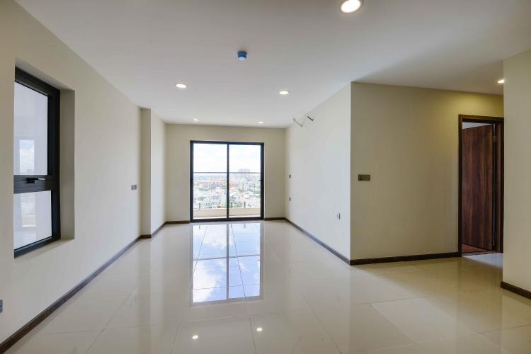 Phòng Khách Bán căn hộ De Capella 2PN, block A, nội thất cơ bản, view Landmark 81
