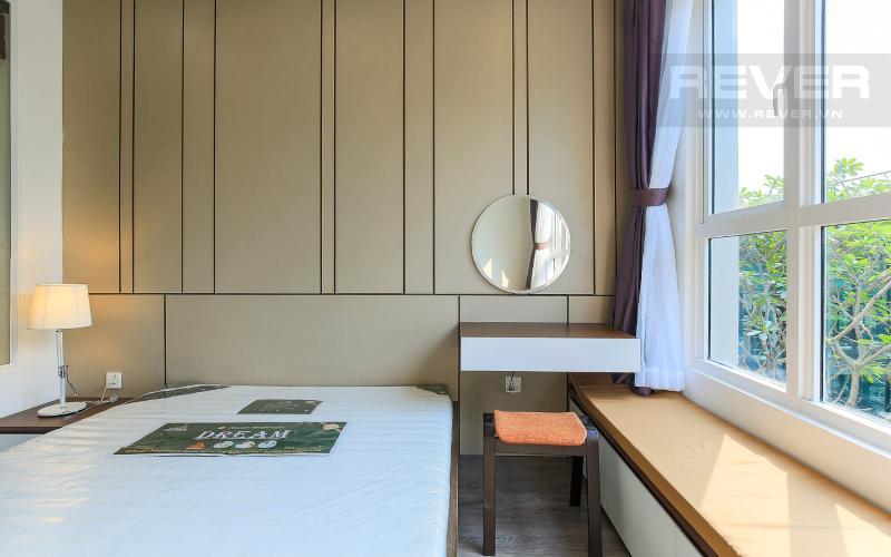Phòng Ngủ 1 Lofthouse Vista Verde 3 phòng ngủ tầng thấp T1 nội thất đầy đủ