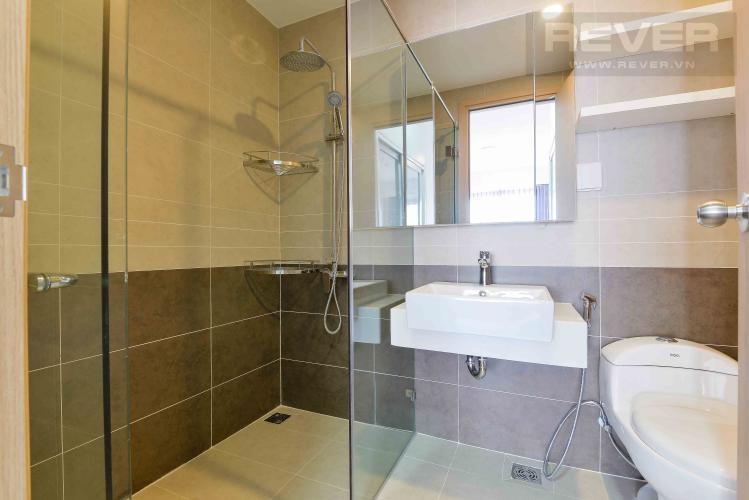 Toilet 2 Cho thuê căn hộ The Sun Avenue 2 phòng ngủ, đầy đủ nội thất, view sông Sài Gòn