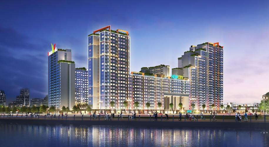 The New City Thủ Thiêm - new-city-thu-thiem