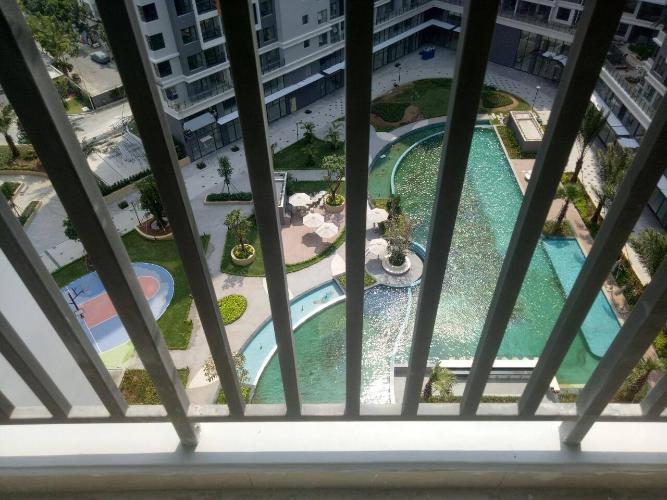 View căn hộ Safira Khang Điền Bán căn hộ Safira Khang Điền 1 phòng ngủ, tầng 17, diện tích 50m2, nội thất cơ bản