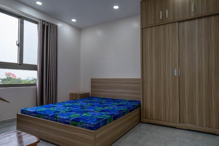 phòng ngủ căn hộ Saigon South Residence Cho thuê căn hộ Saigon South Residence nội thất đẩy đủ, view công viên
