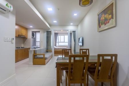 Bán căn hộ Lexington Residence Quận 2 1PN, đầy đủ nội thất