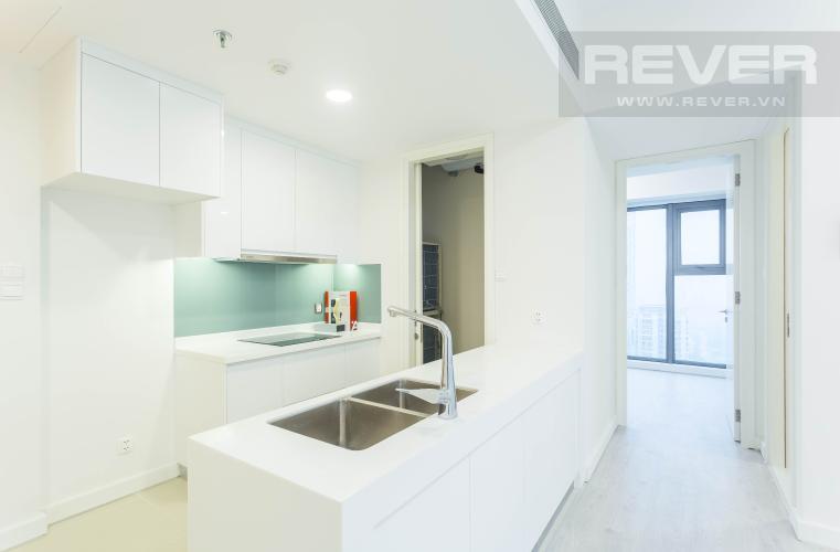 Khu Vực Bếp Bán căn hộ Gateway Thảo Điền tầng cao 2PN tiện ích đa dạng