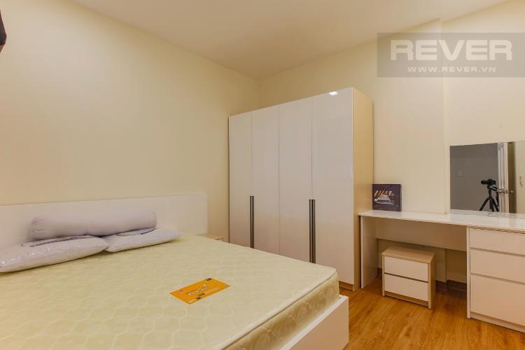 Phòng ngủ 2 Căn hộ The Gold View 2 phòng ngủ tầng thấp A2 hướng Tây Nam