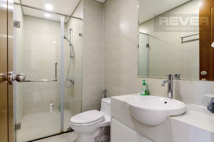 Phòng Tắm Bán căn hộ Vinhomes Central Park 1PN, tầng trung, diện tích 50m2, đầy đủ nội thất