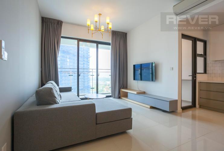 Phòng Khách Căn hộ Estella Heights 2 phòng ngủ tầng trung T2 view nội khu