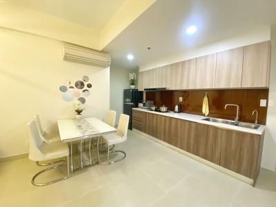 Cho thuê căn hộ Masteri Thảo Điền 2PN, tháp T3, đầy đủ nội thất, view Xa lộ Hà Nội