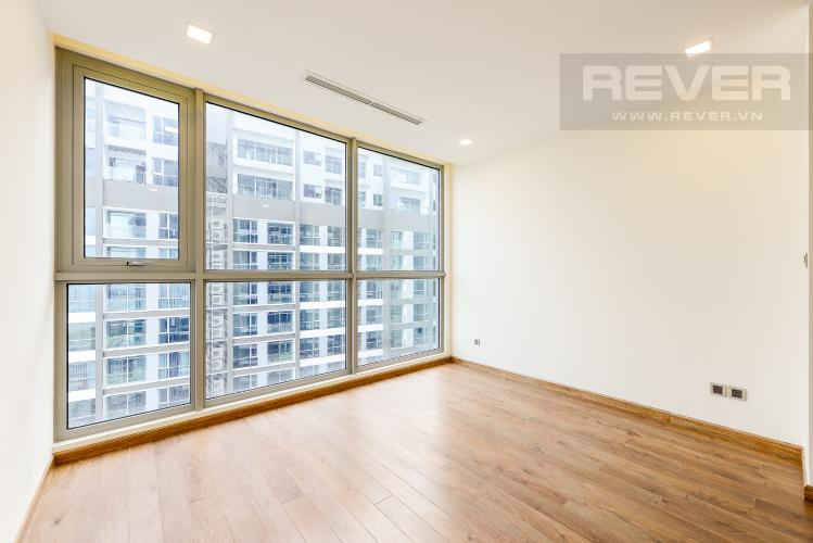 Phòng ngủ 1 Căn hộ Vinhomes Central Park 3 phòng ngủ tầng cao P5 view sông