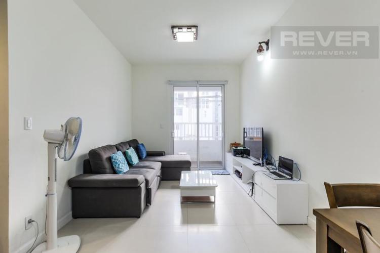 Cho thuê căn hộ Lexington Residence tầng cao - Tháp LC, diện tích 71m2, gồm 2 phòng ngủ và 2 phòng tắm, đầy đủ nội thất.
