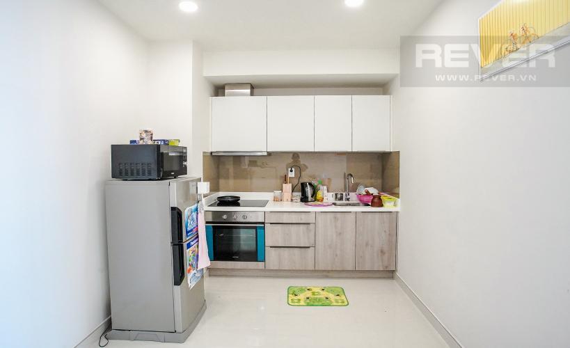 Phòng Bếp Bán căn hộ Grand Riverside 1PN, đầy đủ nội thất, view sông thoáng mát