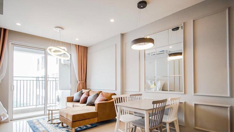 Bán căn hộ tầng cao Sunrise City đầy đủ nội thất sang trọng, tao nhã.