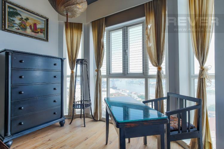 Phòng Ngủ 2 Căn hộ chung cư Copac Quận 4 2PN đầy đủ nội thất, view sông