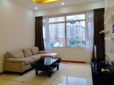 Bán căn hộ SaiGon Pearl hướng nhìn về phía cây xanh thoáng mát, tầng trung, 2 phòng ngủ, diện tích 92m2, đầy đủ nội thất