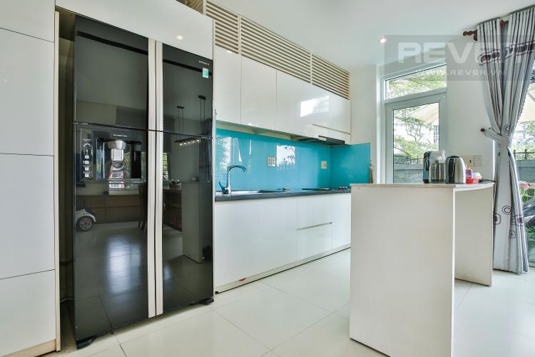 Bếp Nhà phố 3 phòng ngủ khu Hoja Villa, Phước Long B, Quận 9