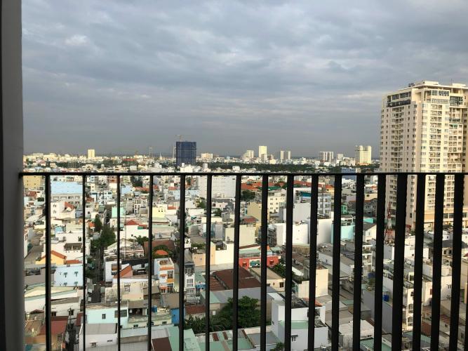 View M-One Nam Sài Gòn, Quận 7 Căn hộ M-One Nam Sài Gòn hướng Bắc, view thành phố.