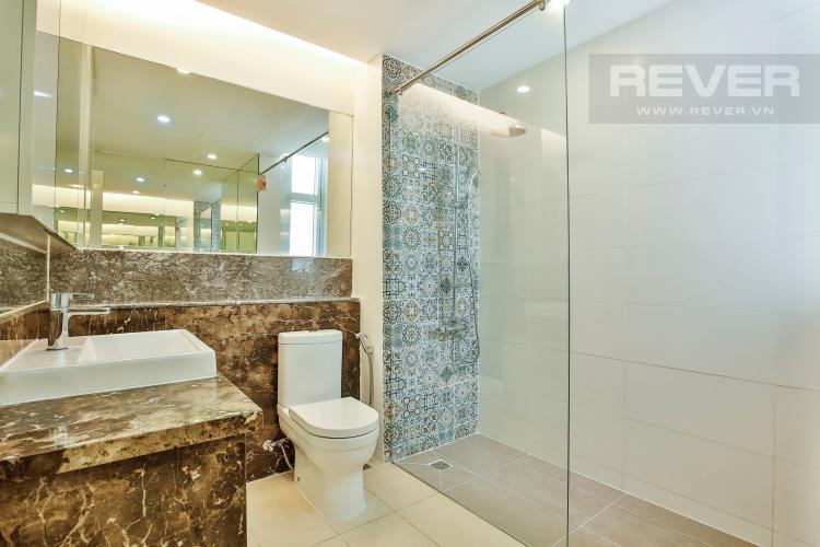 Toilet 2 Căn hộ The Estella Residence 2 phòng ngủ tầng cao 4B hướng Bắc