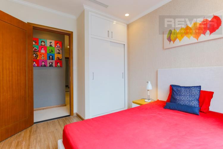 Phòng Ngủ 2 Căn hộ Vinhomes Central Park tầng cao hướng Đông Central 3