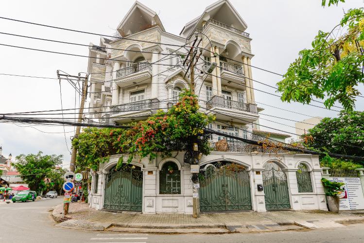 Nhà phố 9 phòng ngủ đường Võ Trường Toản, Thảo Điền