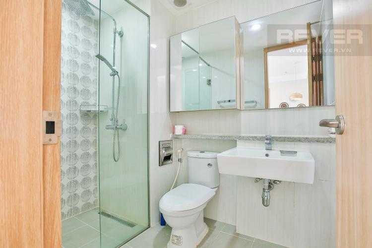 Toilet 2 Căn hộ Cantavil Premier 3 phòng ngủ tầng trung D1 đầy đủ nội thất