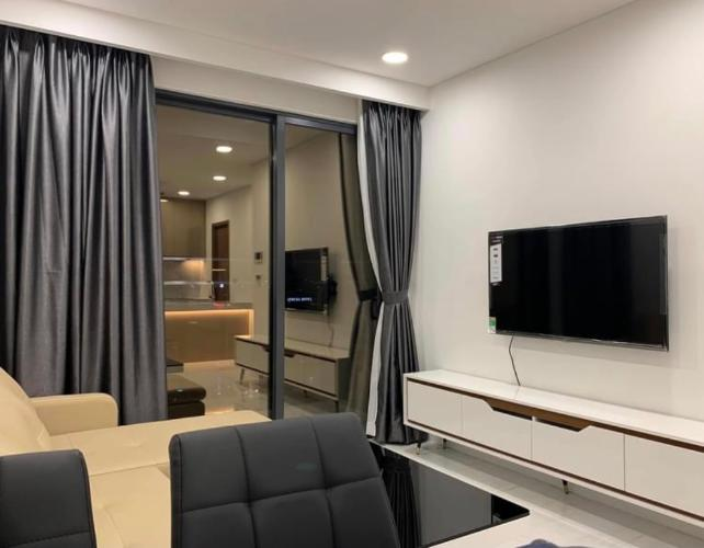Căn hộ tầng cao Kingdom 101 view thành phố, nội thất đầy đủ