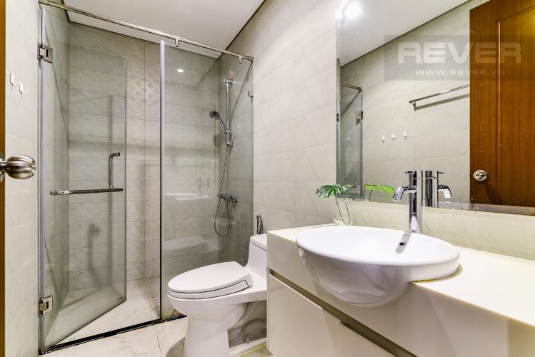 Phòng Tắm Căn hộ Vinhomes Central Park 2 phòng ngủ tầng cao L2 hướng Tây Nam