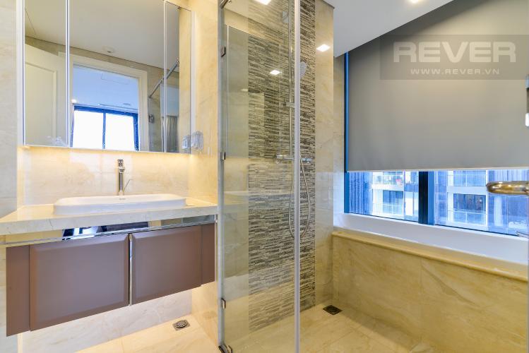 Phòng Tắm 2 Bán căn hộ Vinhomes Golden River 3PN, đầy đủ nội thất, view sông