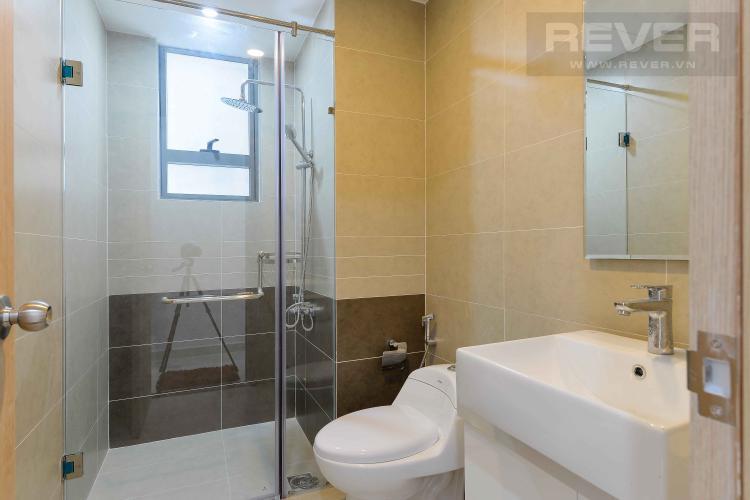 Toilet 1 Cho thuê căn hộ The Sun Avenue 3PN, block 3, diện tích 90m2, đầy đủ nội thất, view đại lộ Mai Chí Thọ