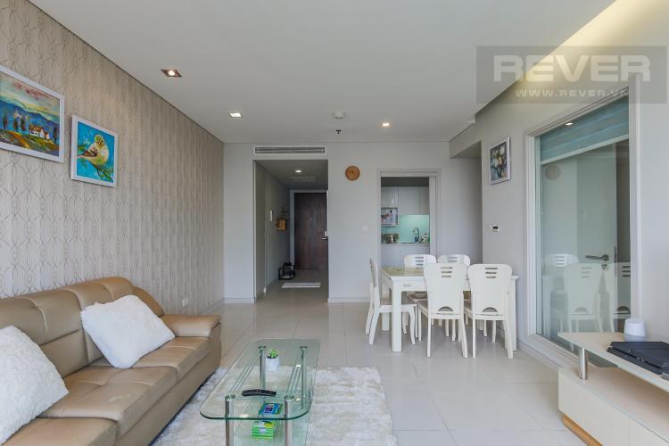 mg1077.jpg Cho thuê căn hộ City Garden tầng trung 1 phòng ngủ, đầy đủ nội thất, view hồ bơi mát mẻ
