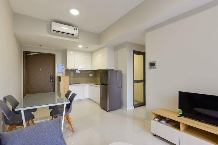 Cho thuê căn hộ Masteri An Phú 2PN, tháp B, đầy đủ nội thất, ban công Đông Nam, view Ngã 3 Cát Lái