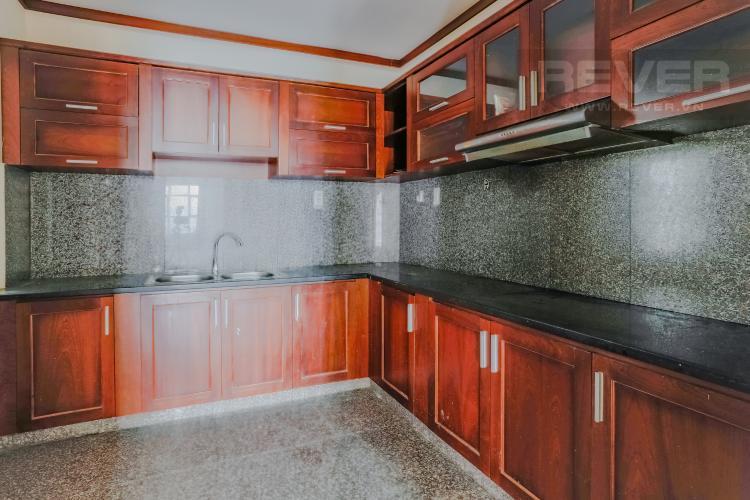 Phòng Bếp Căn hộ Hoàng Anh Thanh Bình 3 phòng ngủ tầng thấp nội thất mới đầy đủ