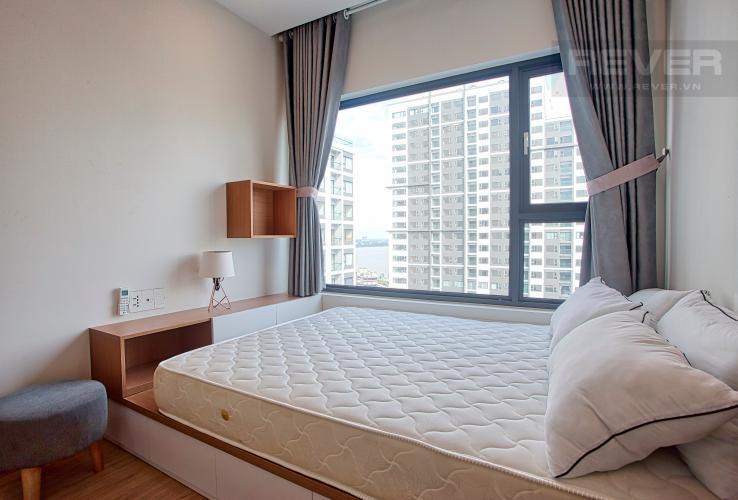 Phòng Ngủ 1 Căn hộ New City Thủ Thiêm tầng cao, tháp Babylon, 2 phòng ngủ, đầy đủ nội thất