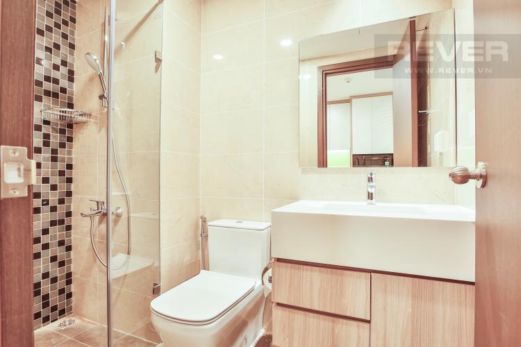 Toilet Officetel The Tresor 1 phòng ngủ tầng thấp TS1 hướng Đông Nam