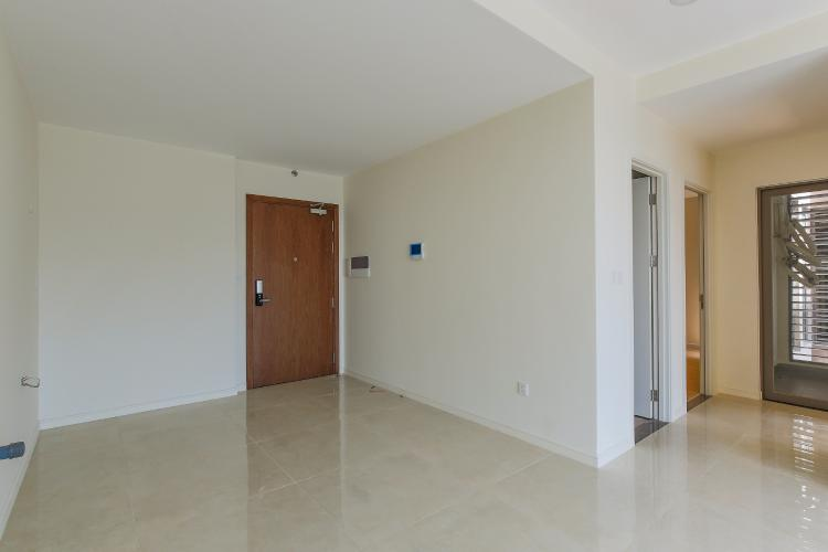 Căn hộ Masteri Millennium tầng cao, tháp A, 2 phòng ngủ, nội thất cơ bản