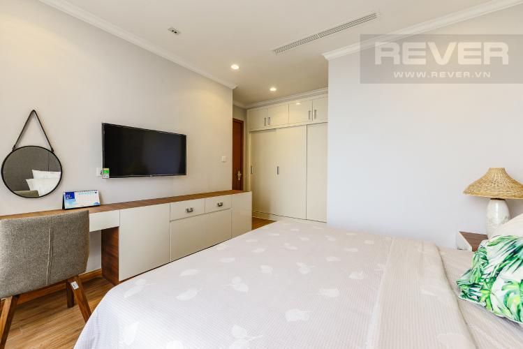 Phòng ngủ 1 Căn góc Vinhomes Central Park 3 phòng ngủ tầng thấp Landmark 2