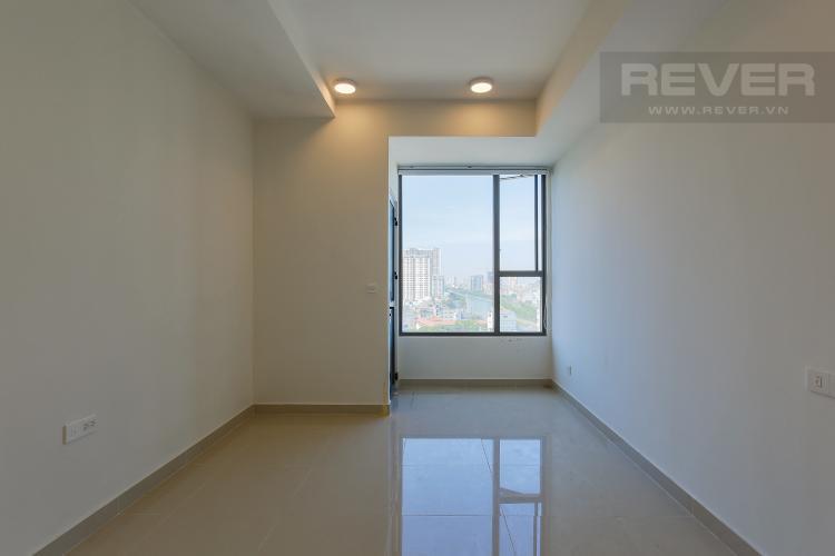Phòng Khách Officetel RiverGate Residence 1 phòng ngủ tầng trung tháp B nhà trống