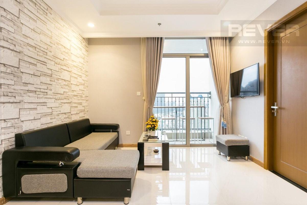 c9f7a7b729eacfb496fb Cho thuê căn hộ Vinhomes Central Park 3PN, tháp Landmark 2, đầy đủ nội thất, hướng Tây Nam
