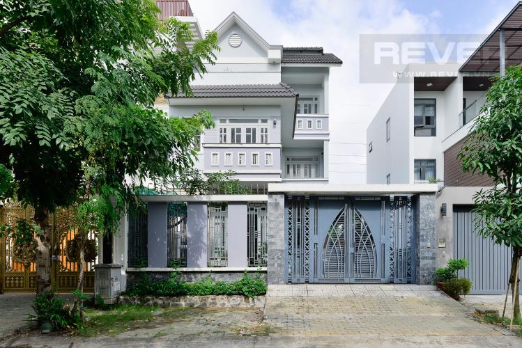Mặt Tiền Khu biệt thự Tấn Trường, phường Phú Thuận Quận 7