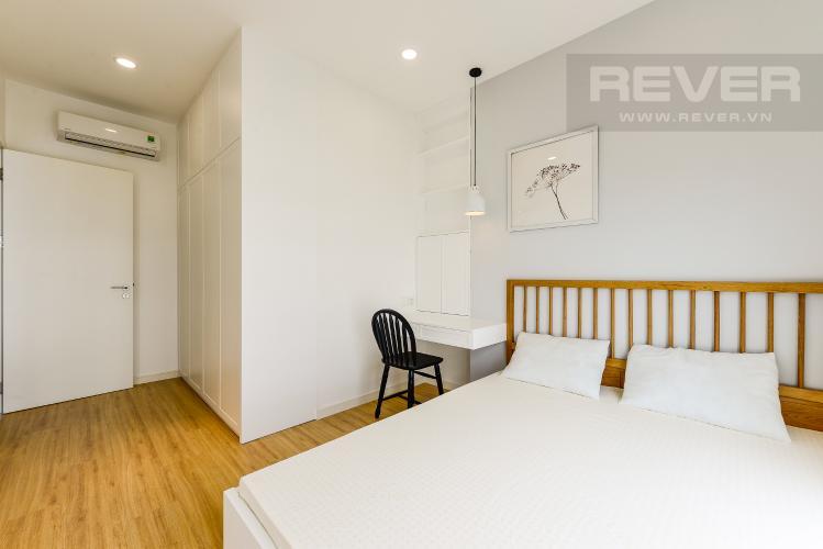 Phòng ngủ 2 Bán căn hộ Masteri Millennium 2 phòng ngủ, tầng cao, đầy đủ nội thất