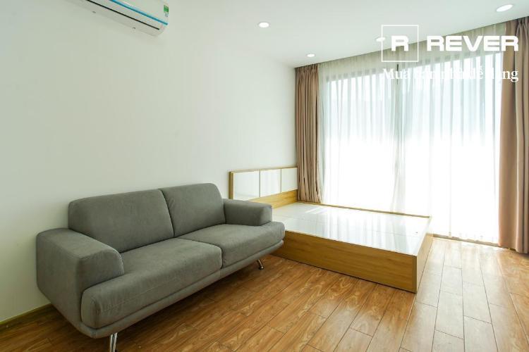 Bán căn hộ Masteri Millennium 1PN, tầng thấp, diện tích 30m2, nội thất cơ bản