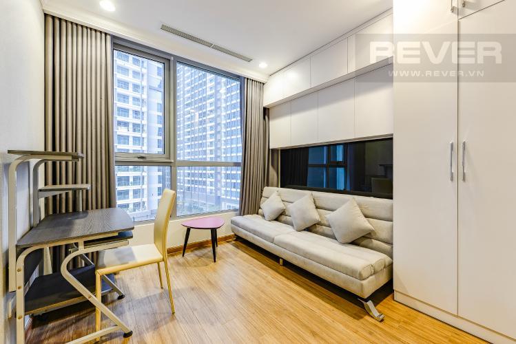 Phòng làm việc Căn góc Vinhomes Central Park 4 phòng ngủ tầng thấp Landmark 1