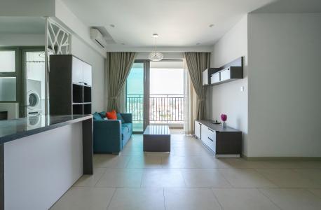 Căn hộ Riviera Point 2 phòng ngủ tầng trung T3 nội thất đầy đủ