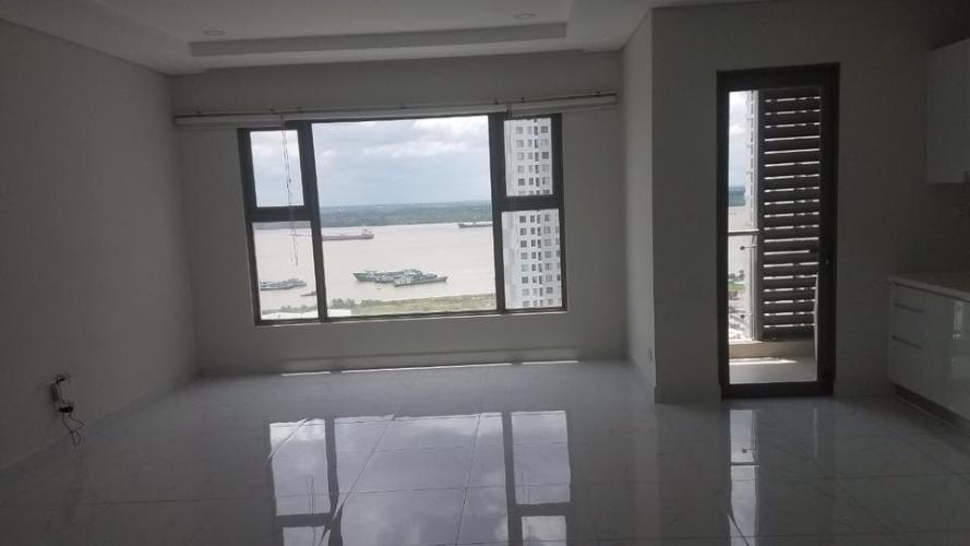 Bên trong căn hộ River Panorama 2 Căn hộ River Panorama view thoáng mát, không kèm nội thất.