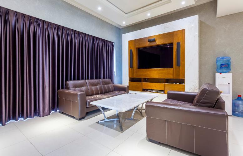 Căn góc Estella An Phú tầng thấp 2 phòng ngủ đầy đủ nội thất, tiện nghi