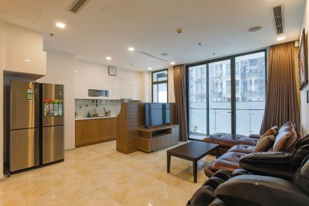 Căn hộ Vinhomes Golden River tầng thấp, 3PN, nội thất đầy đủ