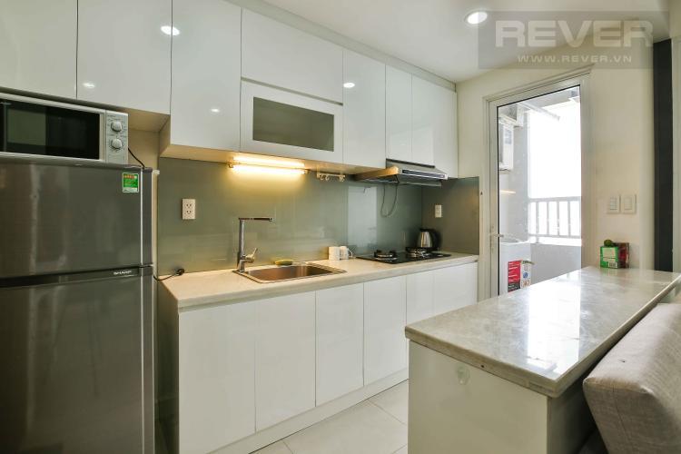 Bếp Cho thuê căn hộ Lexington Residence 1PN, tầng trung, diện tích 45m2, đầy đủ nội thất