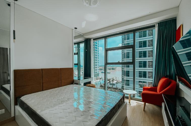 căn hộ Sunwah Pearl Bình Thạnh Căn hộ Sunwah Pearl tháp White House nội thất đầy đủ, view sông và hồ bơi nội khu