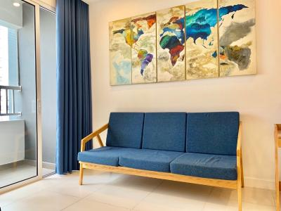 Bán căn hộ Lexington Residence 2PN, tháp LB, diện tích 97m2, đầy đủ nội thất, view nội khu